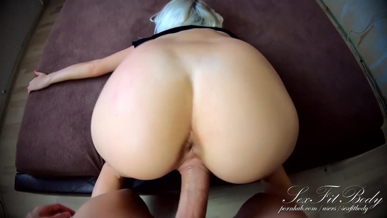 Blindfold Surprise Big Dick
